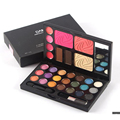 New Pro Makeup 21 Colors Silky Naked Eye Shadow Eyeshadow Primer Luminous Eye shadow Palette Band Makeup cosmetics