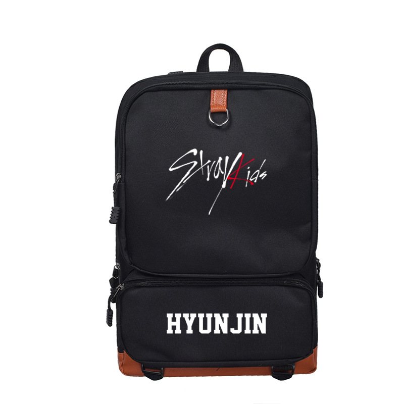 Helpful 2018 New Exo Han Fan Fashion Men And Women Student Backpack And Leisure Backpack Luggage & Bags Backpacks