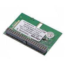 Zheino 44pin ide/pata ssd dom disk on module mlc 16 gb horizontal + socket industrial unidades de estado sólido