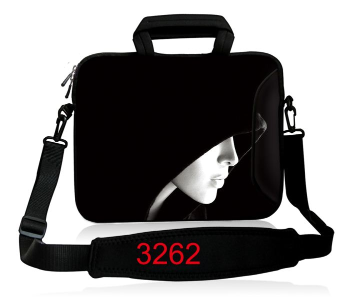 Hoody Lady Laptop Sleeve Shoulder Bag Pouch Case for Macbook Air 11 13 12 15 17 Pro 13.3 15.4 Retina Soft Sleeve for Xiaomi Air