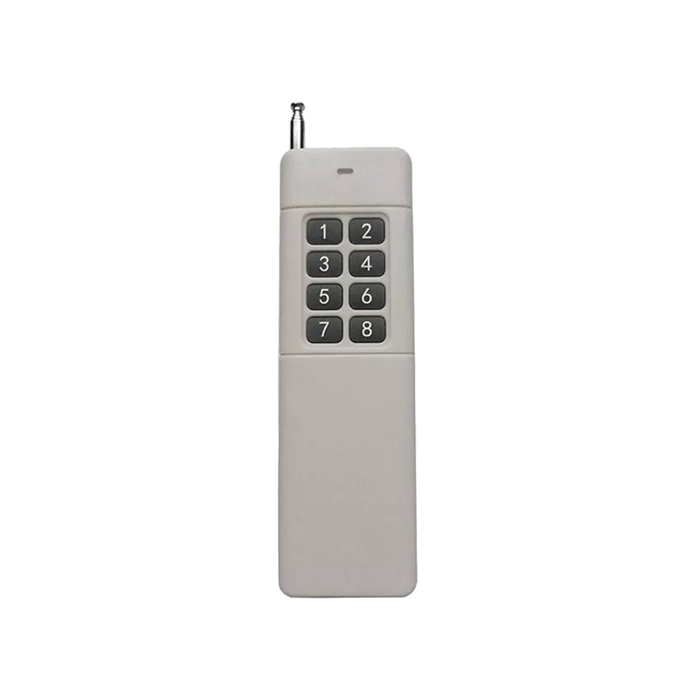 3000m Remote Control Transmitter RF Radio Remote 315/433 Long Range Distance High Power Transmitter TX 8CH Big Button 2262 remote control transmitter for remote switch 1 2 3 4 6 8 button small size long range big button remote key pad 315 433 22621527