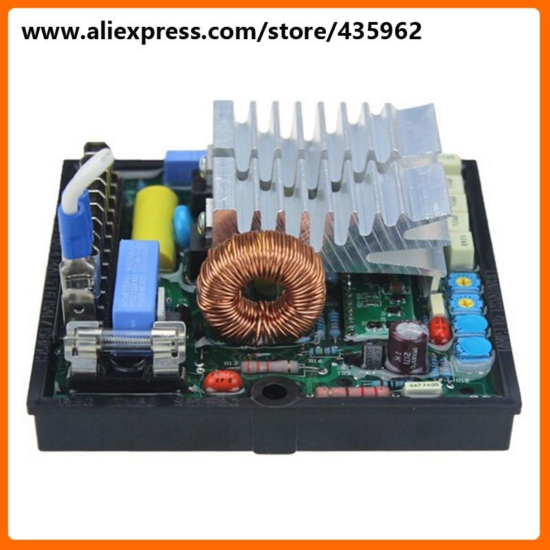 SR7 Voltage Regulator Alternator AVR  high quality generator spare part high quality generator alternator automatic voltage regulator avr r230