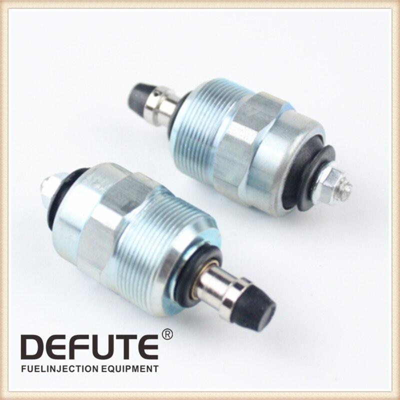 Топливный инжектор насос электрический клапан для 186 FA 186FA 186F дизельный двигатель генератор, 186FA масляный насос электромагнитный клапан