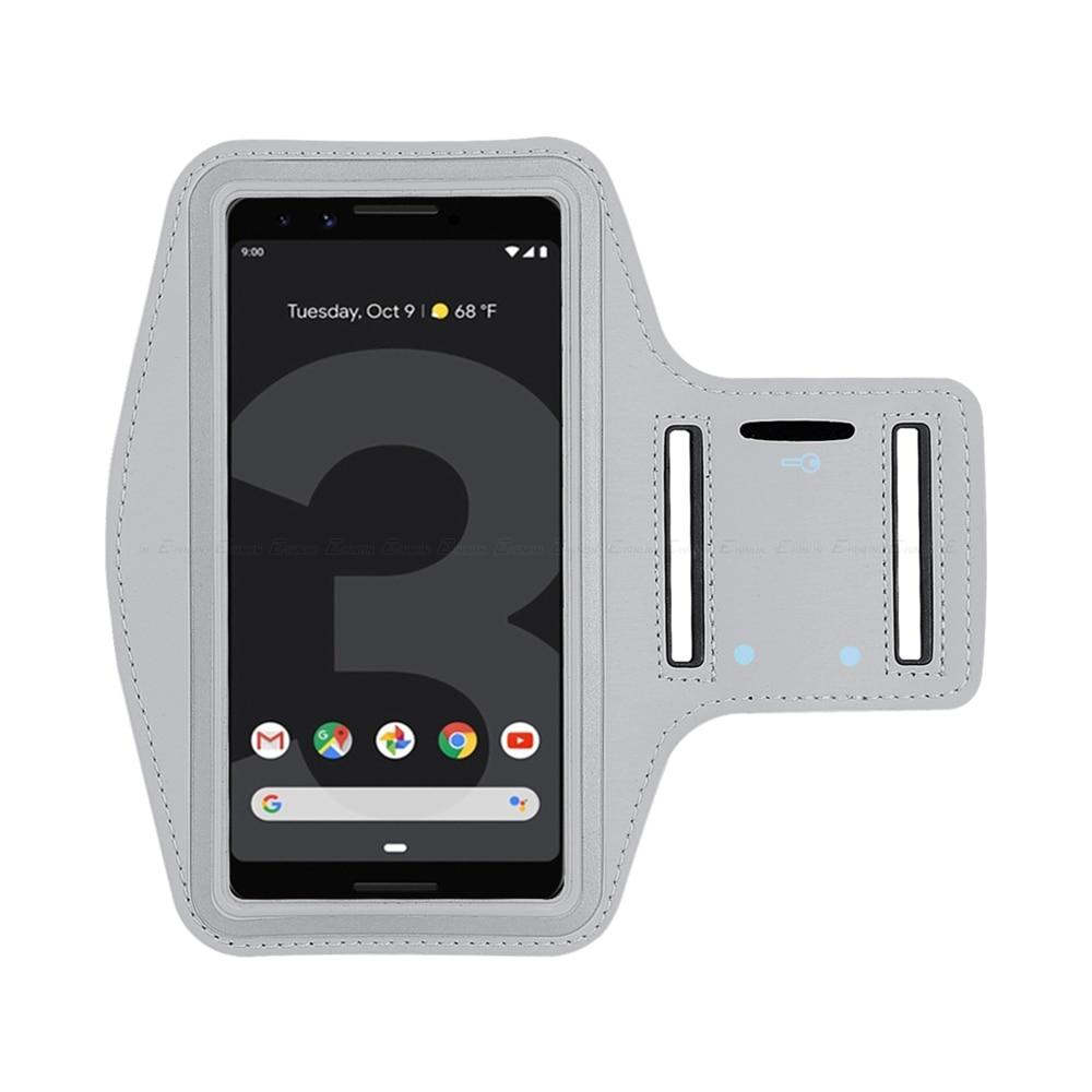 Sport Gym Running Workout Case Pouch Arm Band For Google Pixel 3 2 XL 3XL 2XL Nexus 4 5 5X 6 6P Phone Belt Bag Cover