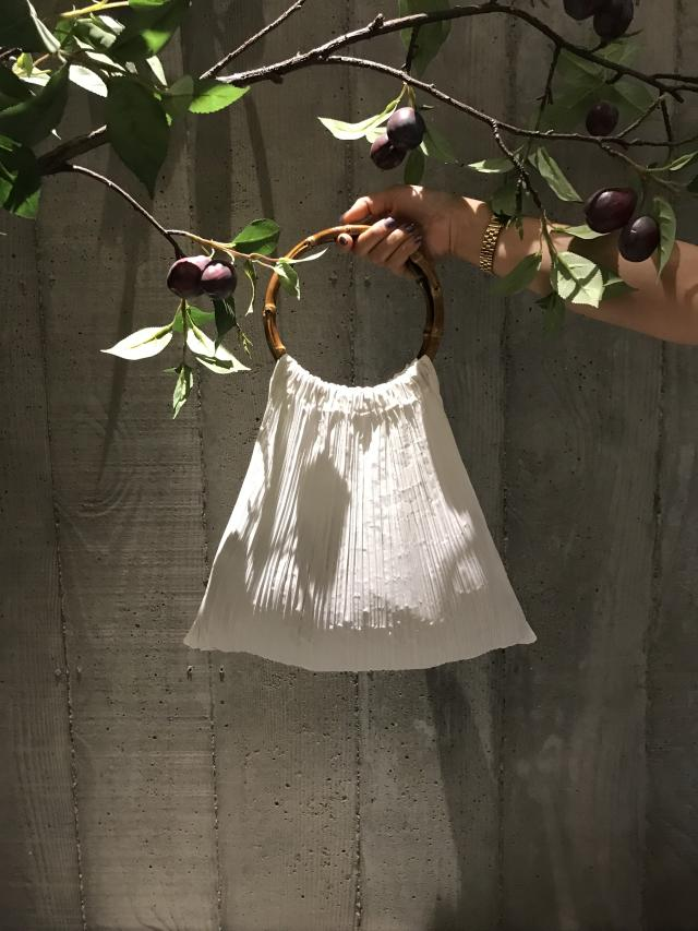 IN STOCK Miyake High-end Pleated Twilight Handbag HOT SELLING