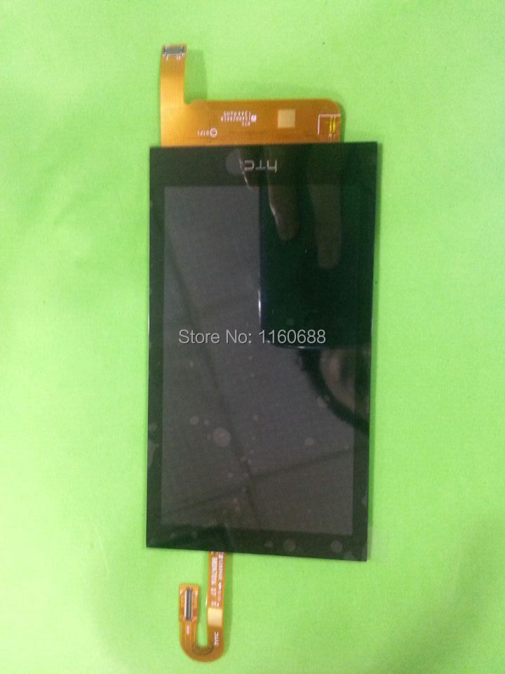 ФОТО New lcd display screen+touch glass digitizer assembly for htc desire 610 desire610 free shipping