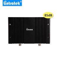 Lintratek 4G cep telefonu sinyal güçlendirici 1800mhz 85db Repetidor 4G LTE 1800Mhz lcd ekran AGC MGC 33dbm GSM 1800 4G tekrarlayıcı/