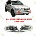 Стайлинга автомобилей Противотуманные фары Для MERCEDES-BENZ W163 1998-2005 1 КОМПЛ.