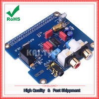 Original Raspberry Pie Zero Raspberry Pi B 2B 3B Dedicated HIFI DAC Sound Card I2