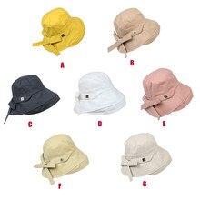 MUQGEW 7 цветов Женская Весенняя и летняя шляпа Горячая распродажа Повседневная Складная широкая богемная печать Гибкая шляпа солнце Рыбак пляжная шляпа