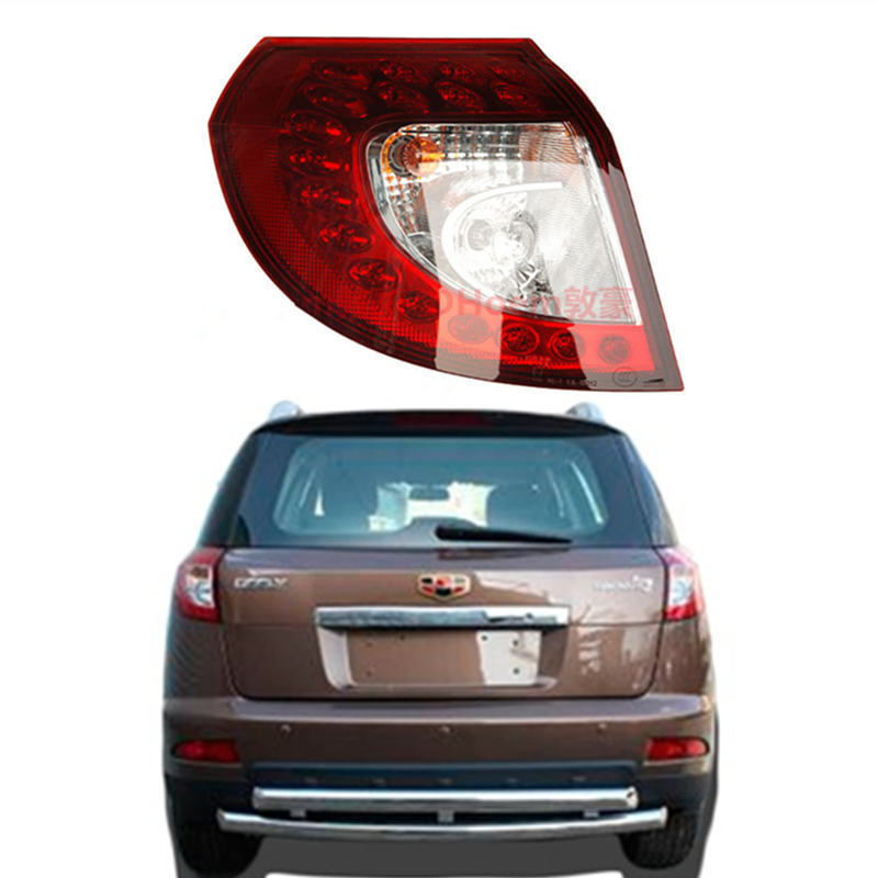 Geely Emgrand X7 EmgrarandX7 EX7 SUV ,Car taillights,Rear lights, Brake light geely emgrand 7 ec7 ec715 ec718 emgrand7 e7 car right left taillights rear lights brake light original