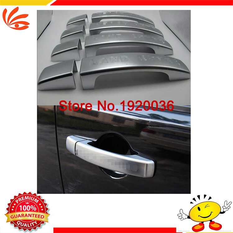 For Land Rover Discovery 4 Freelander 2 Range Rover Sport Car-styling ABS Chrome Side Door Handle Cover Trim Sticker