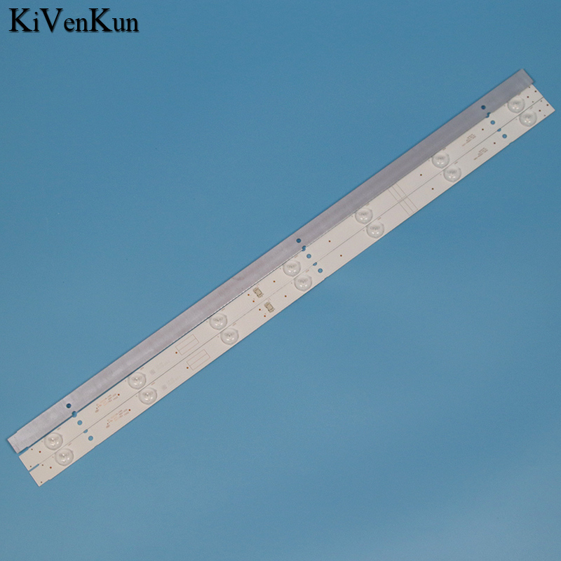 מזגנים 7 תאורה אחורית LED מנורות רצועת לקבלת Erisson 32LES71T2 5800-W32001-3P00 Ver00.00 קורות להקות קיט טלוויזיה LED LC320DXJ-SFA2 RDL320HY (2)