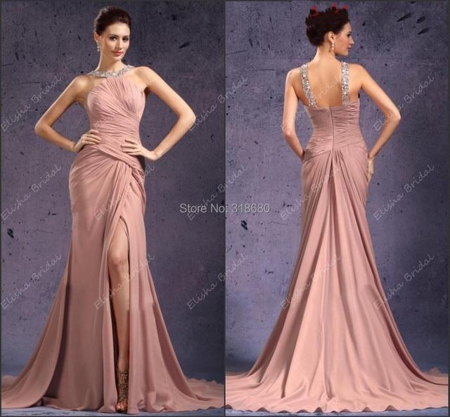 Copper Evening Dresses