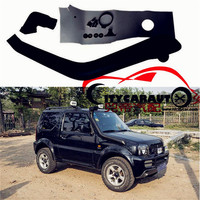 EXTERIOR AUTO ACCESSORIES EXTRA AIR INTAKE PIPE SNORKEL TUBE FIT FOR SUZUKI JIMNY 1997 2015 Model 1.3L Petrol 4x4 SNORKEL KITS