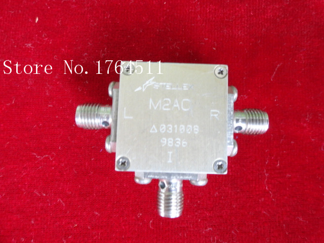 [BELLA] M/A-COM/WJ M2AC RF/LO:10-1500MHz SMA RF Coaxial High Frequency Mixer