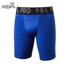 Balight Hommes Hommes séchage rapide Sport course Fitness Shorts Compression Exercice couche Pantalon un Pantalon court