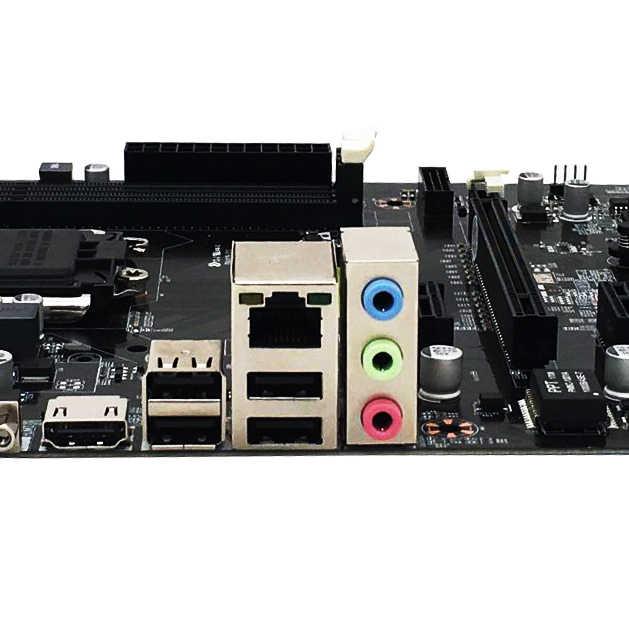 جيا Huayu H81 برو BTC اللوحة 6-gpu جهاز تعدين LGA1150 CPU DDR3 نوع الذاكرة عالية السرعة USB3.0 منافذ الكمبيوتر الكمبيوتر اللوحة الرئيسية