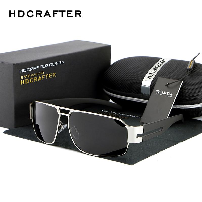 Hdcrafter; брендовые Новинка 2017 года поляризационные солнцезащитные очки для женщин мужской моды мужской солнцезащитные очки для мужчин путеше...