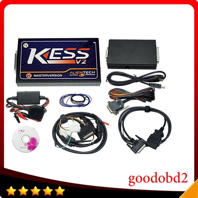 Special Price Car programmer tools KESS V2 V2.23OBD2 Manager Tuning Kit FW4.036 No Tokens Limited Master Version KESS V2 ECU chip tool