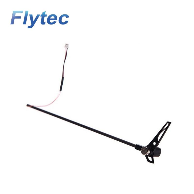 Free Shipping WLtoys V977 V930 RC Helicopter Parts Tail Motor Set V977-009