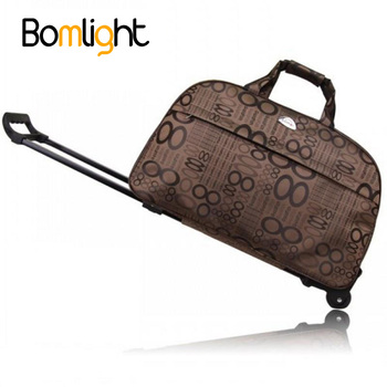 Waterproof Luggage Bag Thick Style Rolling Suitcase Travel Bags Suitcase With Wheels 1