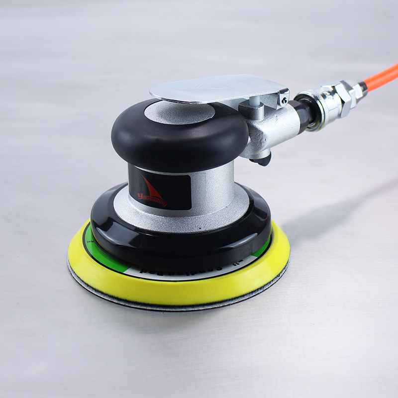 YOUSAILING Quality 5 Pneumatic Sanders 125mm Sander Air Eccentric Orbital Sanders Cars Polishers Air Tools