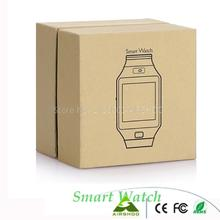 2016 Fashion Smart Watch DZ09 Sim Watch Support TF Card Bluetooth Smart Clock GSM Call Support Standard Bluetooth Communication