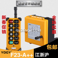 F23 A++ (S) buttons Hoist crane remote control wireless radio switch