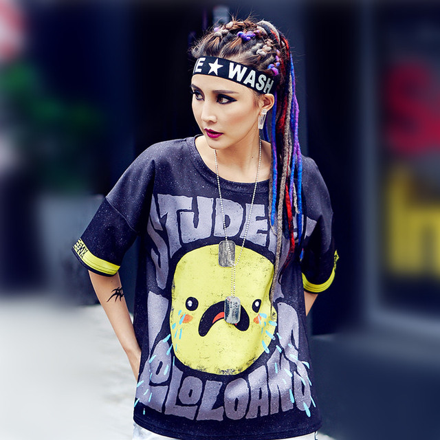 3b2692a78 just.be.never wonder women orange graphic tees short sleeve punk tshirt for  girls kawaii harajuku hip hop style letter tops tee