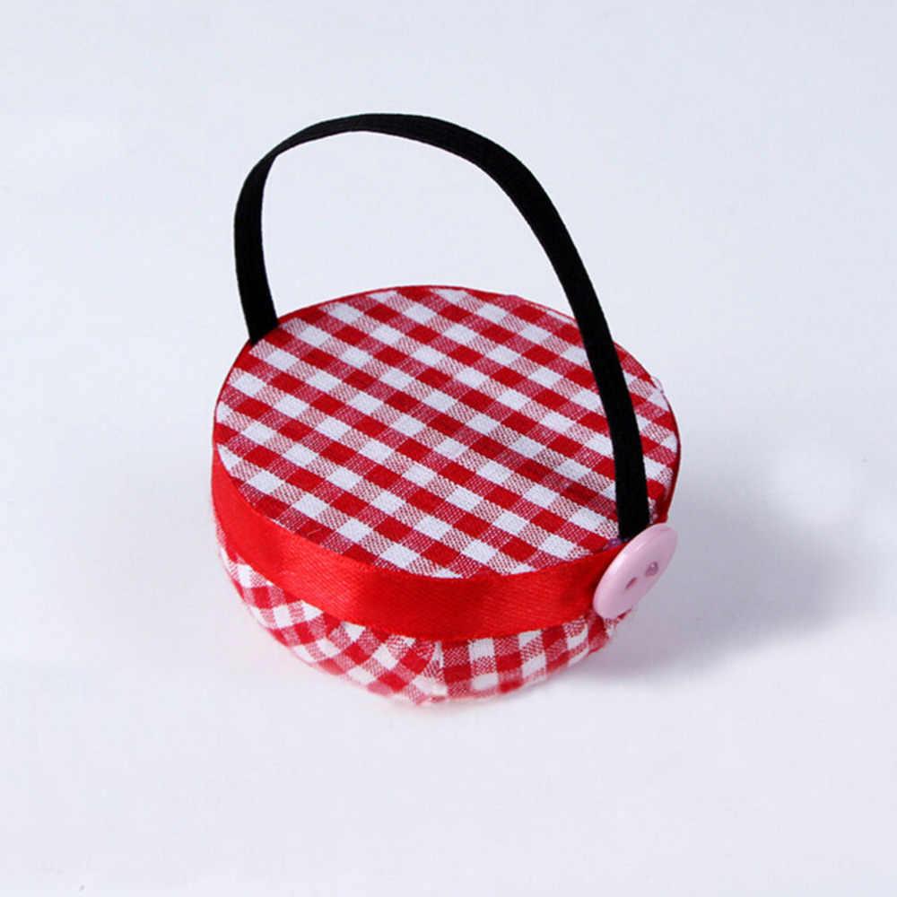 1 шт. DIY инструмент для рукоделия для вышивания крестиком домашние инструменты для шитья шариковая иглообразная Подушка с эластичным ремешком на запястье