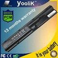 Batería del ordenador portátil para HP ProBook 4330 s 4331 s 4430 s 4431 s 4435 s 4436 s HSTNN-OB2R HSTNN-DB2R HSTNN-OB2T HSTNN-IB2R LB2R 4530 s