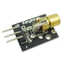 5pcs KY-008 Laser Head 5V Diode Transmitter Sensor Module for Arduino AVR PIC(China)