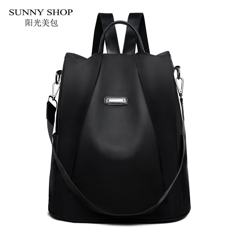 Casual Korean Style Oxford Backpack Female Anti Theft Women Bagpack Fashion Waterproof Light Weight School Bag adolescent girls футболка классическая printio я люблю лето