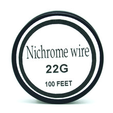 Nichrome wire 22 Gauge 100FT 0.6mm Cantal  Resistance Resistor AWG