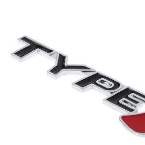 Image 4 - 3D Emblem Badge Sticker Decal Metal Type R For Honda CR V XR V HR V Accord Jazz