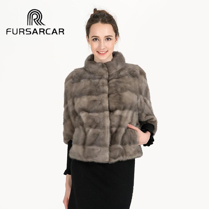 Popular Mink Coat Short-Buy Cheap Mink Coat Short lots from China ...
