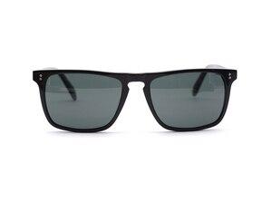 Image 5 - Square Sunglasses Women Vintage Sunglasses Men  Acetate Frame with Glass Lenses  OV5189 Bemardo Sun Glasses Retro Sunglasses