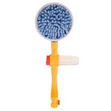 Car Wash Switch Water Flow Foam Brush Rotating Car Washer Automatic Washing Brush Professional Car Wash Brush Auto Clean Tools