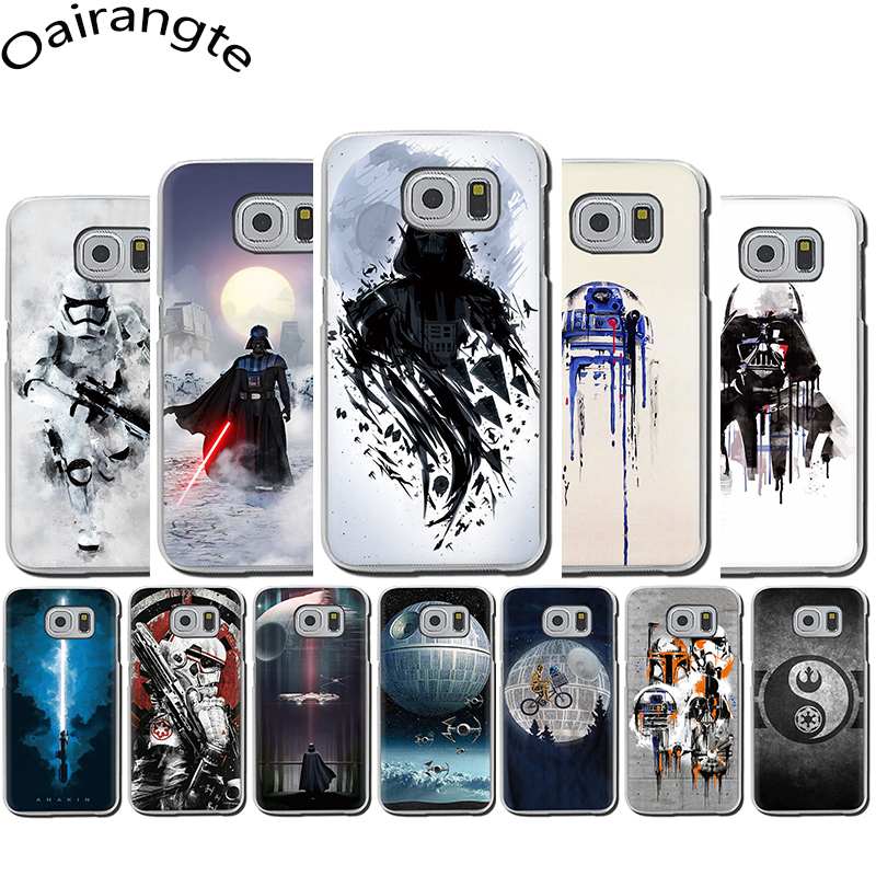 Star Wars Hard <font><b>phone</b></font> <font><b>case</b></font> for <font><b>Samsung</b></font> S6 <font><b>S7</b></font> <font><b>Edge</b></font> S8 S9 S10 Plus S10e Note 8 9 10 M10 M20 M30 M40 image