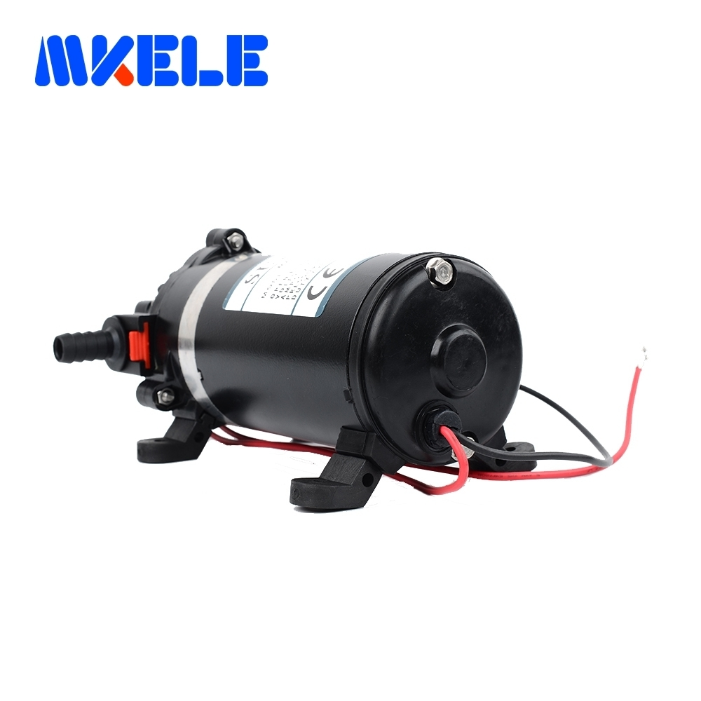 DP-160s ac 220v Water Pump High Pressure Diaphragm Pump 9.5m lift Submersible pumps For Chemical 160psi 6162 63 1015 sa6d170e 6d170 engine water pump for komatsu