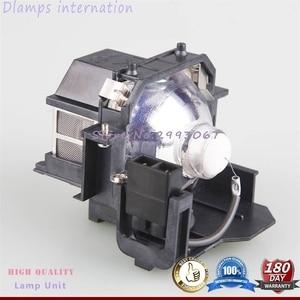 Image 2 - High Quality V13H010L41 Projector Lamp Module For EPSON EMP S5 EMP S52 T5 EMP X5 EMP X52 EMP S6 EMP X6 EMP 822 EX90 EB S6 ELPL41