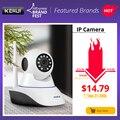 KERUI 720 P 1080 P HD Wifi inalámbrico casa seguridad IP cámara de seguridad CCTV cámara de vigilancia IR visión nocturna monitor de bebé
