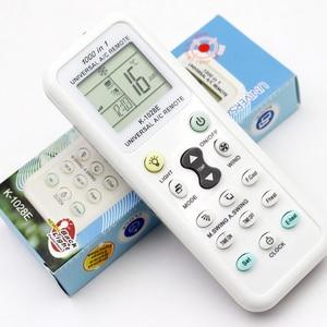 Image 1 - Universal K 1028E Low Power Consumption K 1028E Air Condition Remote LCD A/C Remote Control Controller