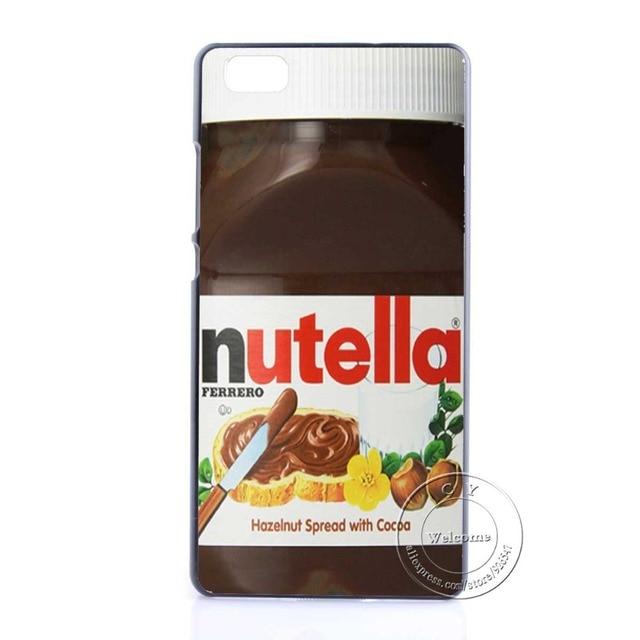 coque huawei p8 lite nutella