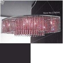 Люстры хрустальные бусины в стиле арт-деко, современные комнаты, L91cm x W35cm x H35cm