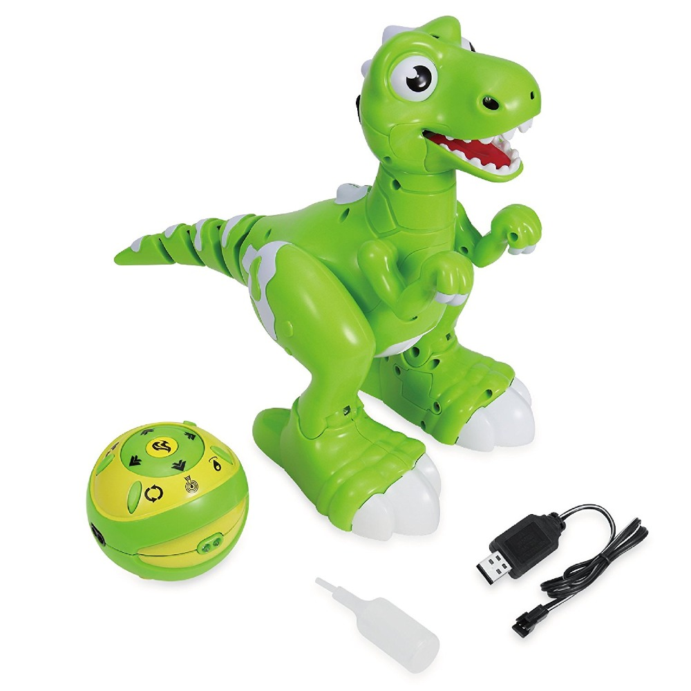 RC robot Dinosaur interactive Remote control robotic radio controlled dinosauro toy for USA and UK Overseas