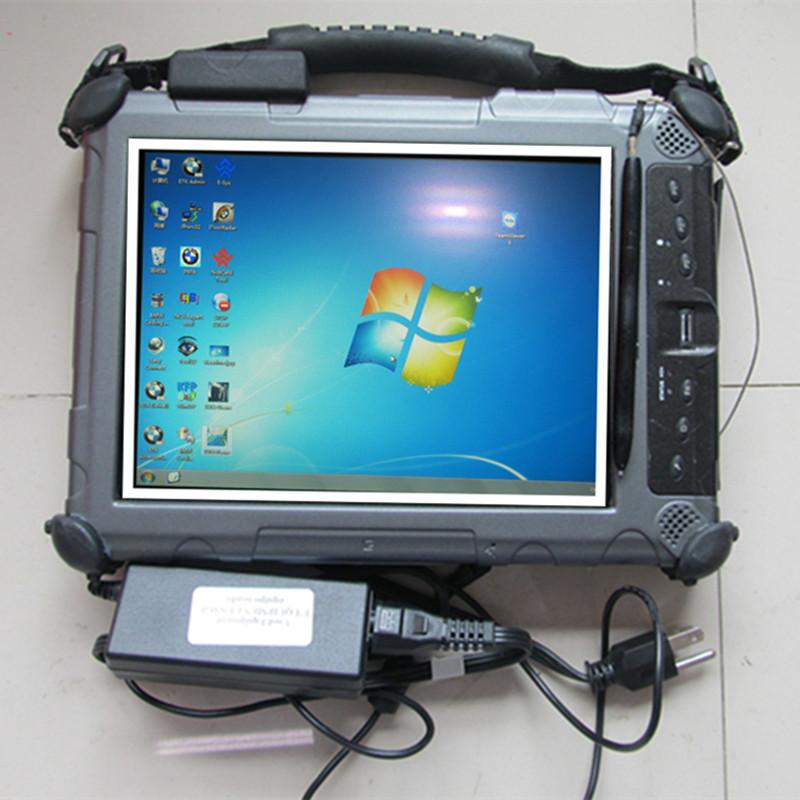 ix104 + icom ssd software