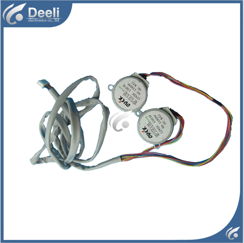 1PCS good working for Air conditioner control board motor MP35EA3B 12VDC motor 95% new used good working for air conditioner control board motor mp24ga5 12v motor 95