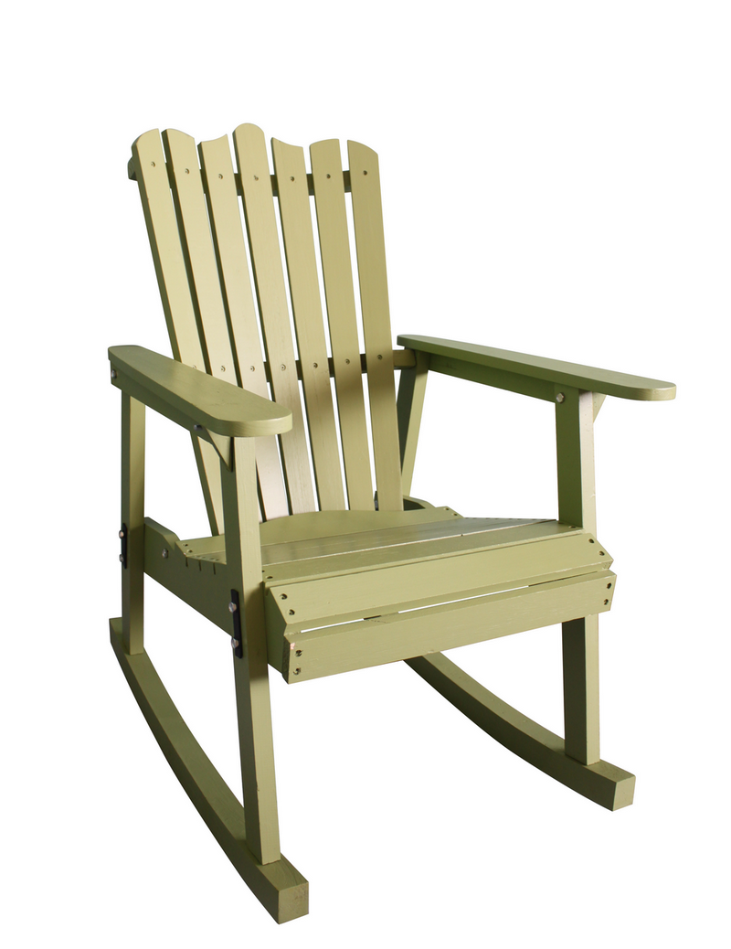 Wooden Rocking Chair Designs - Rocking chair wood 4 color lving room furniture american country modern style adult recliner large rocker rocking chair designs